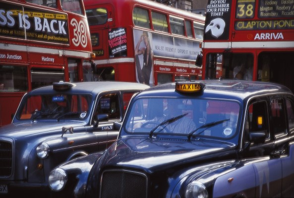 London Taxis: 10 Interesting Facts and Figures about London Taxis You Might Not Have Known