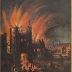 495px-The_Great_Fire_of_London,_with_Ludgate_and_Old_St._Paul's