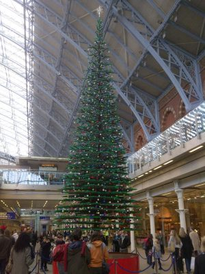 Pictures: Christmas in London 2011
