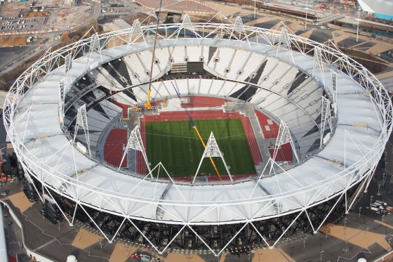 121105 Aerial shoot_Olympic Park