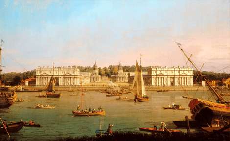 Royalty and the River Thames at the National Maritime Museum