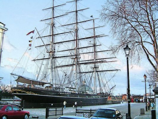 Cutty Sark Sets its Re-opening Date