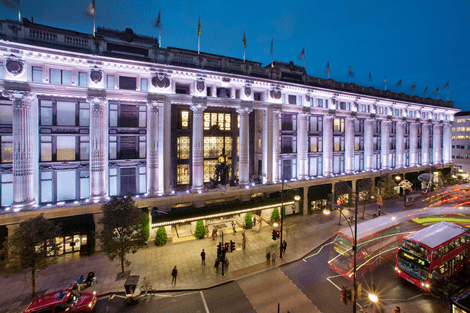 Selfridges to Highlight the Best of British this Summer