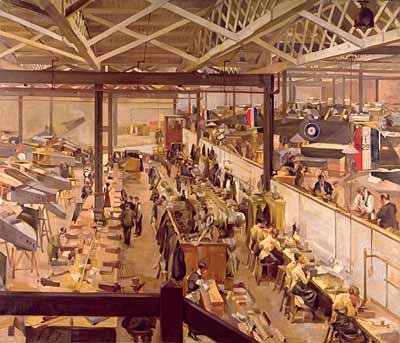 5 famous London painters