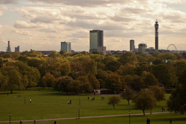 The 5 Best Picnic Spots in London