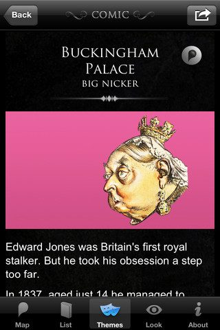 Fun London App: Black Plaques London