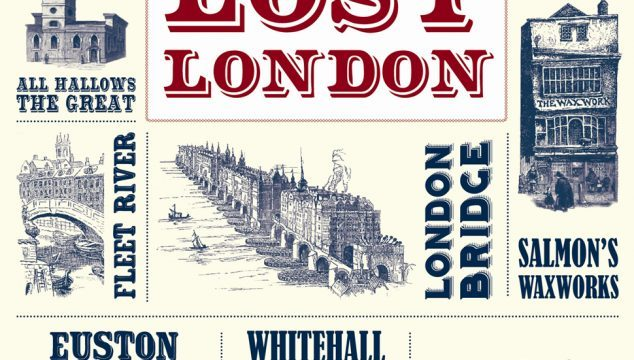 London Books: Lost London by Richard Guard