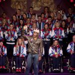Opera star Noah Stewart and Team GB and ParalympicGB