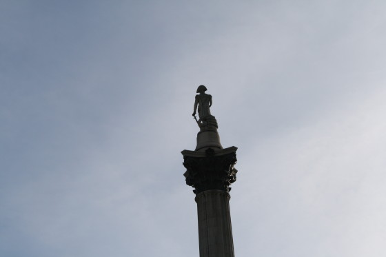 Exploring London: 10 Random Facts and Figures about Trafalgar Square