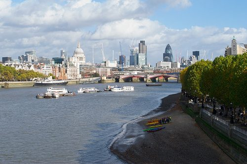 Guest Post: Top London Restaurants with the Best London Skyline Views