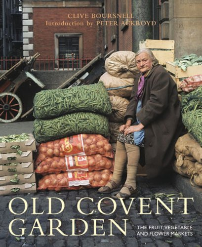London Books: Old Covent Garden by Clive Boursnell