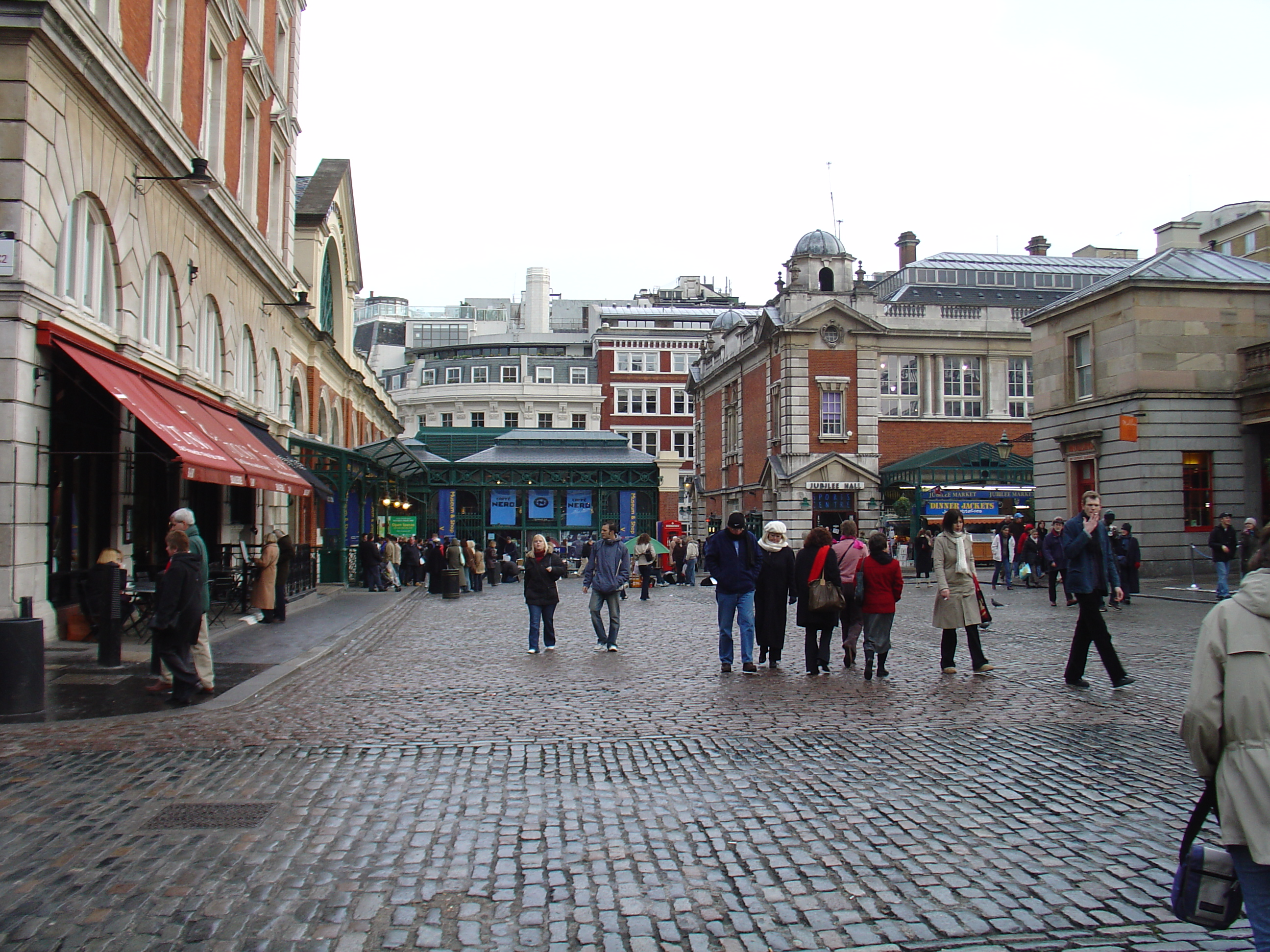 Exploring London: 10 Random Facts and Figures about Covent ...
