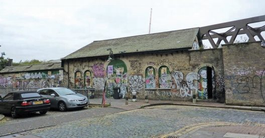 Fancy Owning a Disused Tube Station? Former Shorditch Station for Sale