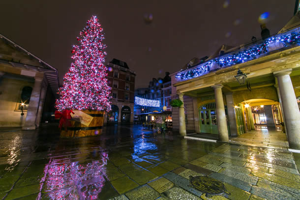Covent Garden Is Officially Ready For Christmas Londontopia