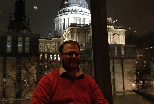 London Travels: Highlights of Where We Ate During Our Time in London During Christmas