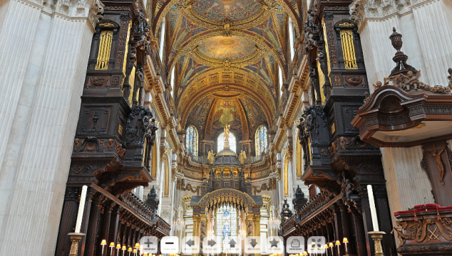 Check Out This Amazing 15 Gigapexel 360 Degree Panorama of St Paul's Cathedral in London – The Detail is Incredible