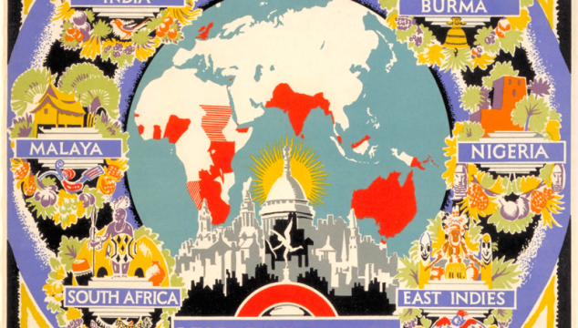 """Let's Go to London!"" – Really Cool Gallery of Vintage Travel Posters Advertising Trips to London"