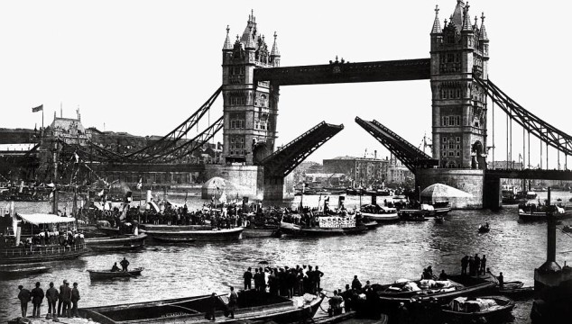 Tower Bridge: 10 Facts and Figures About London's Tower Bridge You Probably Didn't Know on its Birthday