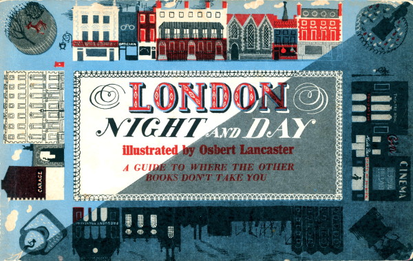 London Night Day cover