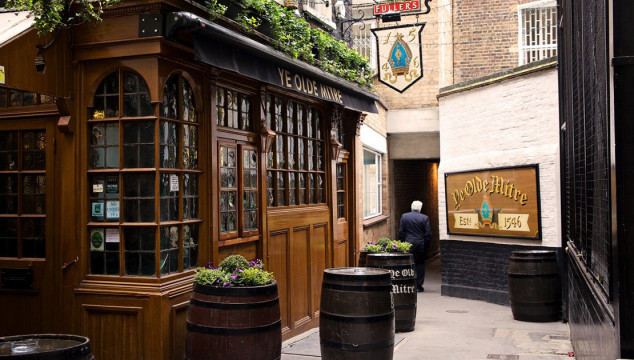 Down the Pub: 10 Interesting Facts and Figures about London Pubs You Might Not Know