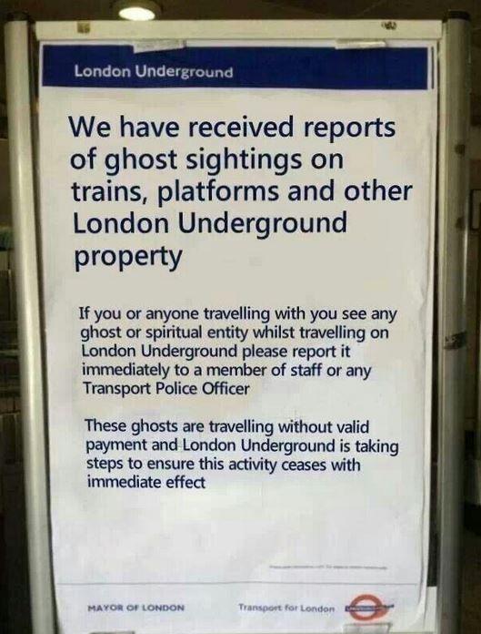 Passive aggressive London