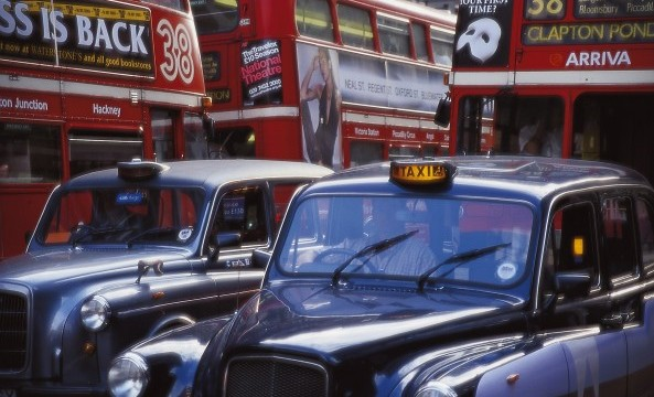 Guest Long Read: How to Hail a Black Cab and Other Travel Tips from a Real London Cabbie