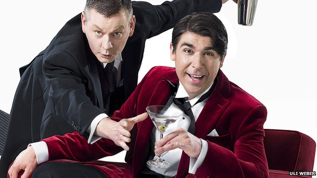 London Alert: Jeeves and Wooster Play Ending London Run Early in September and Going On Tour