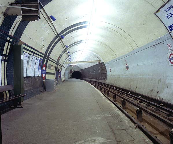 The Ghost Tube: Abandoned to Time – 10 Tube Derelict Underground Stations