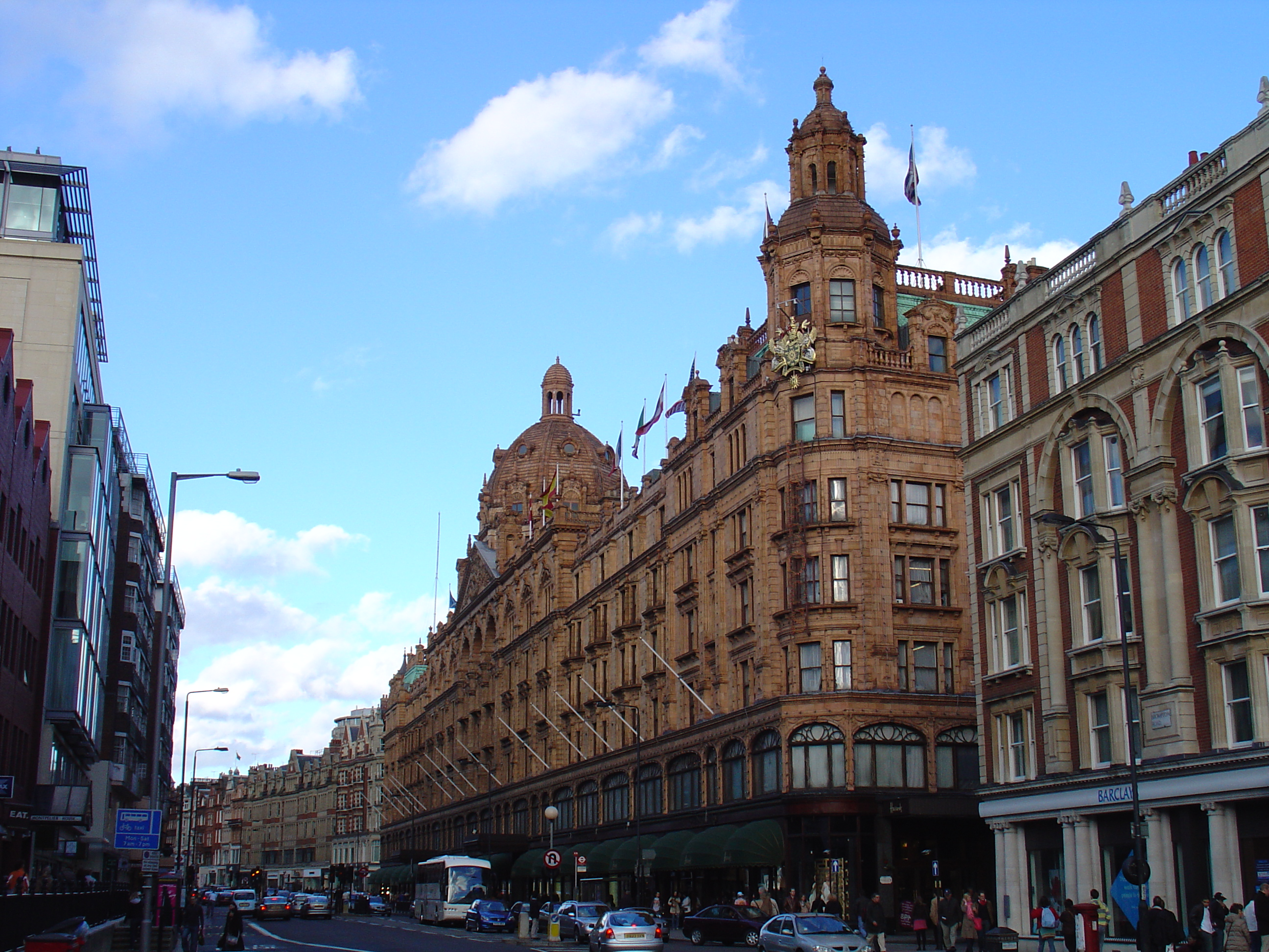 london icons  10 interesting facts about harrods that you