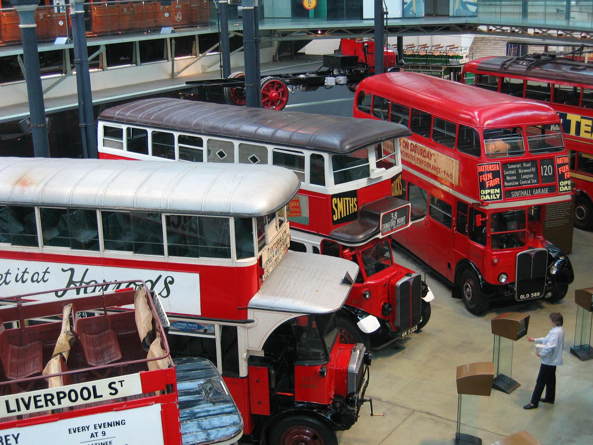 London Transport Museum Archives - Londontopia