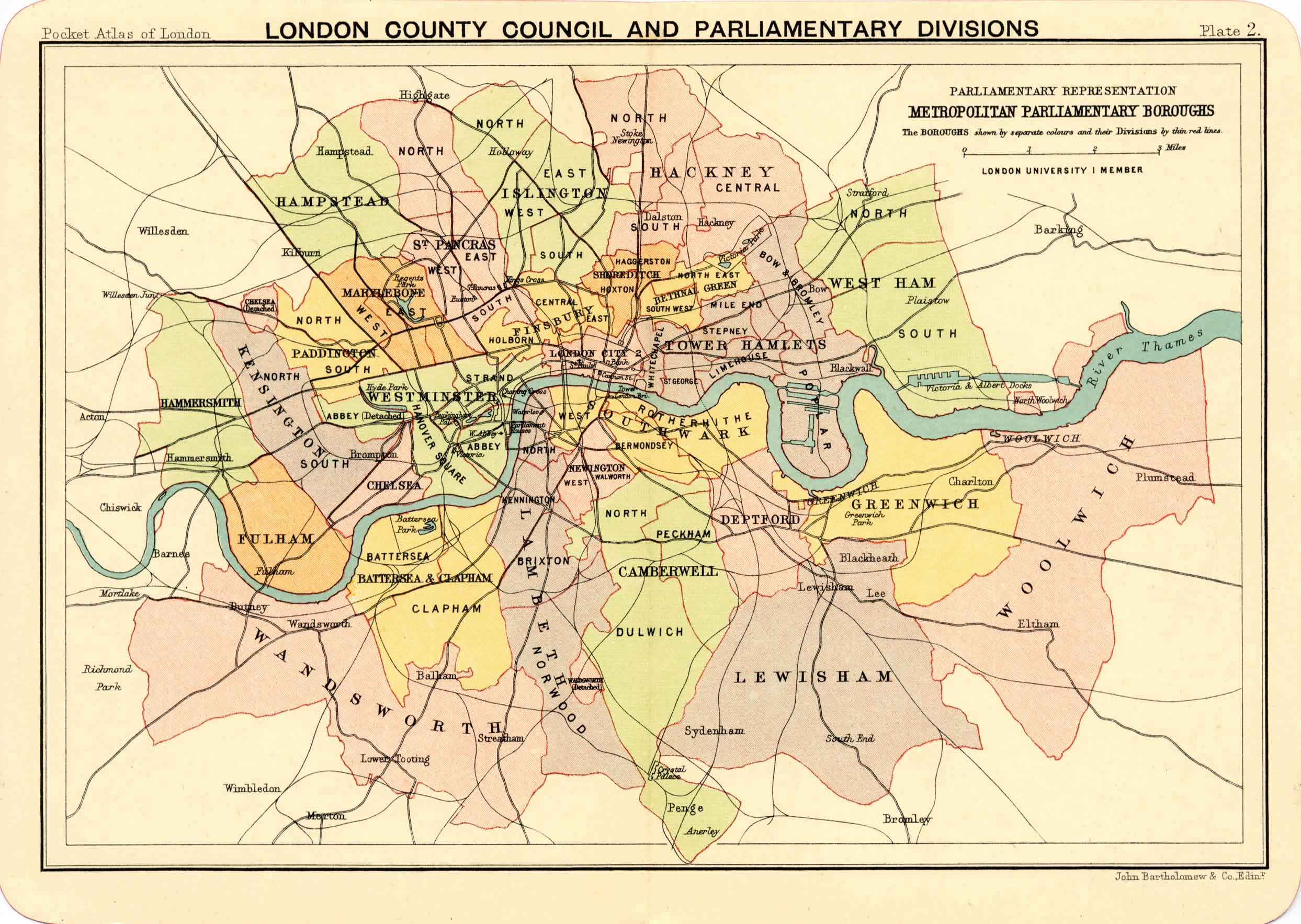 London Places: 10 London Borough Names and Their Fascinating Histories