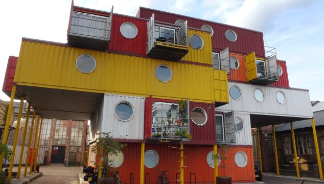 The London Fiver – Five of the Strangest Houses in London