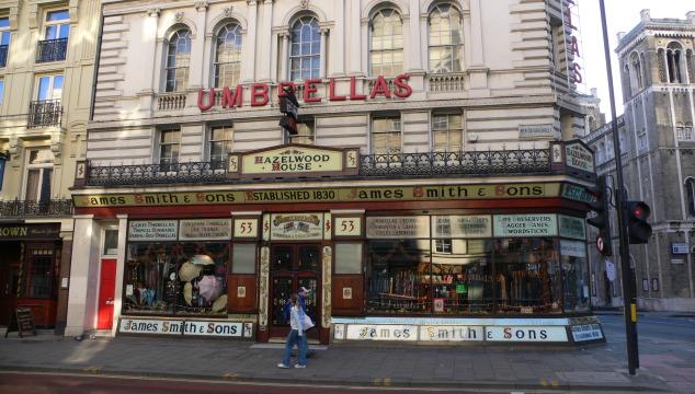 Unique London: Ten Unique London Shops To Pop Into on Your Next Trip