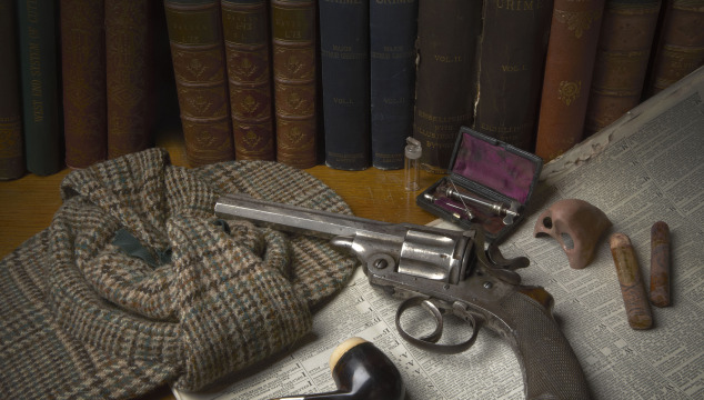 """Londontopia Exclusive: Laura Porter Explores the New Sherlock Holmes Exhibition at the Museum of London """"The man who lived and will never die"""""""