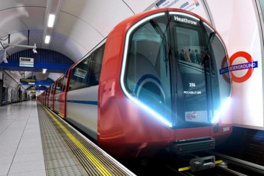 The Tube: Transport for London Unveils The Tube Trains of the Future