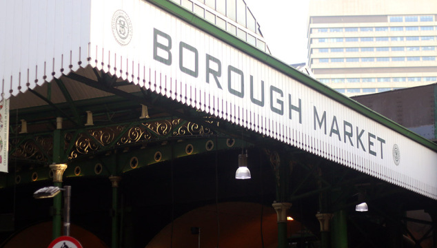 Dispatches from London: Exploring London's Borough Market – The Best Food Market in London