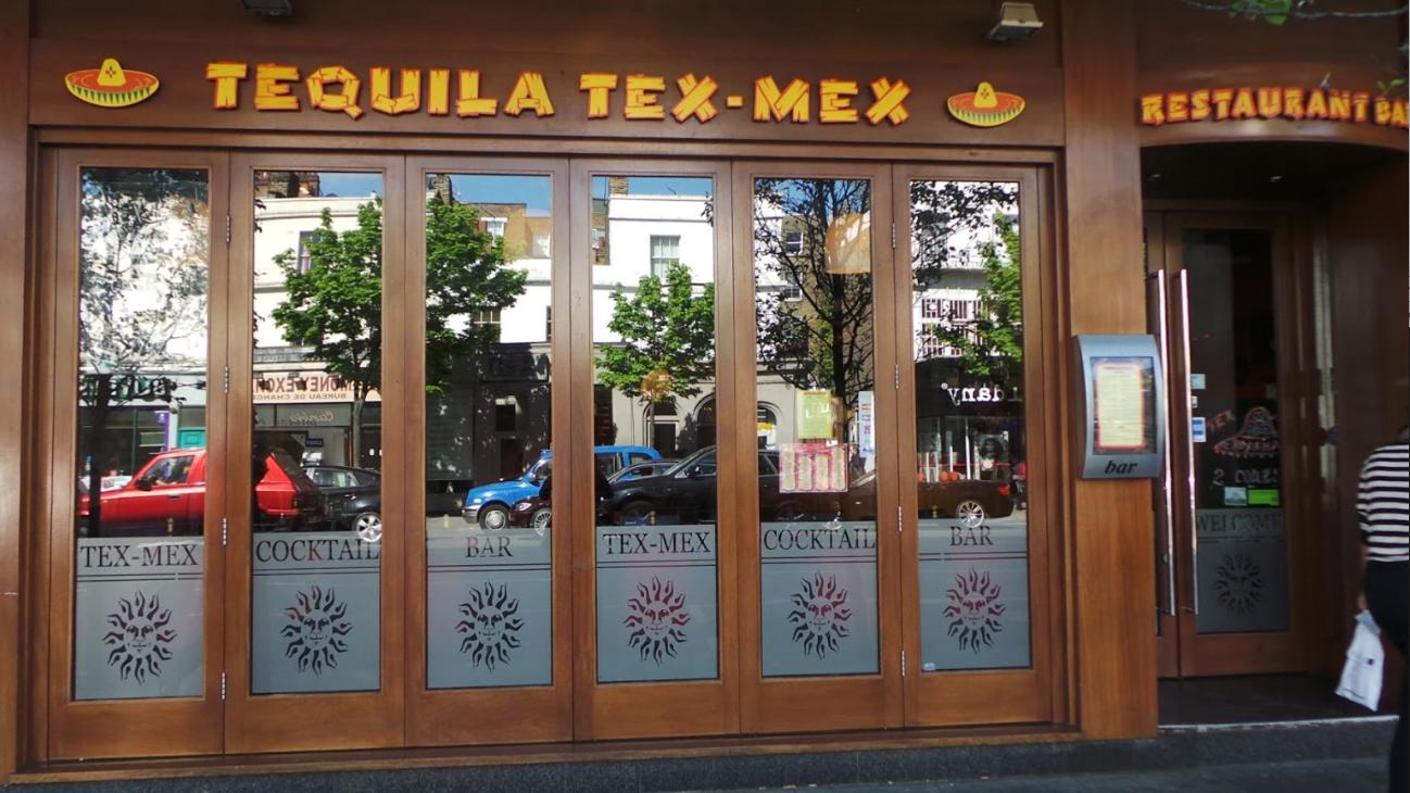 Tequila Tex Mex Restaurant London Burrito