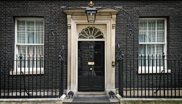 Great London Buildings – 10 Downing Street – The London Home of the Prime Minister