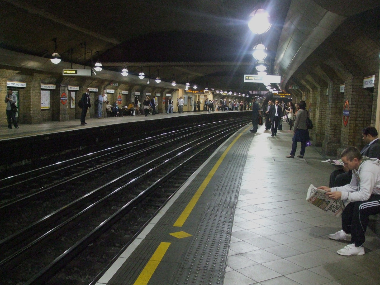 The Tube The Six Oldest Underground Stations Still In
