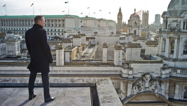 London on Film: A Brief Guide to James Bond's London