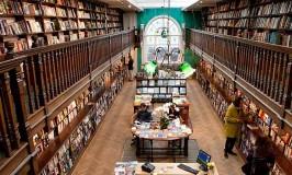 Daunt-Books-london-kitapci