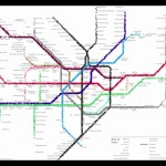 Video: What Happens if You Try to Visualize 500,000 Tube Journeys? It Looks Like This!