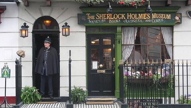 Elementary My Dear Watson: Exploring Sherlock Holmes' London