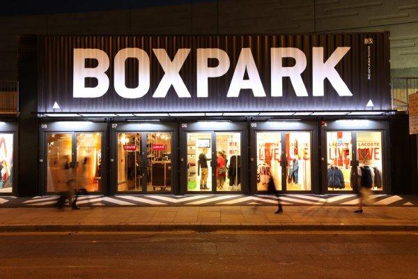 BOXPARK-NIGHT