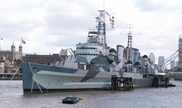 Battle Stations! 10 Interesting Facts and Figures about HMS Belfast You Might Not Know