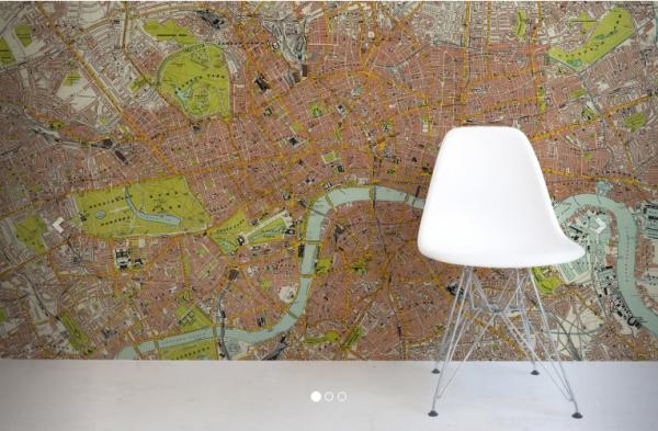 Cool Product Alert: Stunning Wallpaper Murals of London from Murals Wallpaper