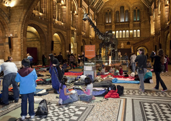 The London Fiver – Five Fun London Events for Kids