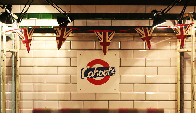 The Tube: There Is A New Secret Underground Bar In London That Contains An Entire Tube Carriage – Photos
