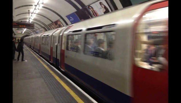 The Tube: The Sounds of the London Underground – Video