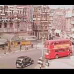 Video: Sunshine in Soho in 1950's London